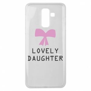 Samsung J8 2018 Case Lovely daughter