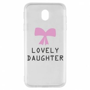 Samsung J7 2017 Case Lovely daughter