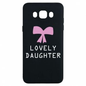 Samsung J7 2016 Case Lovely daughter