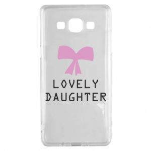 Samsung A5 2015 Case Lovely daughter