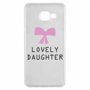 Samsung A3 2016 Case Lovely daughter