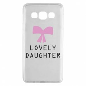Samsung A3 2015 Case Lovely daughter