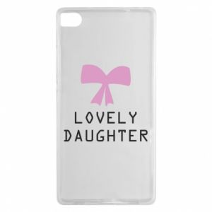 Huawei P8 Case Lovely daughter