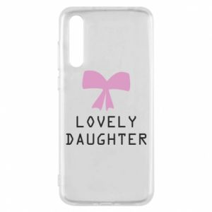 Huawei P20 Pro Case Lovely daughter