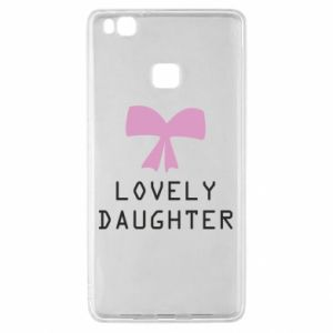 Huawei P9 Lite Case Lovely daughter