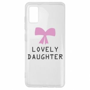 Samsung A41 Case Lovely daughter