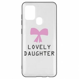 Samsung A21s Case Lovely daughter