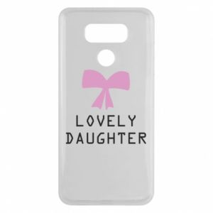 LG G6 Case Lovely daughter