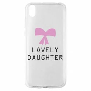 Huawei Y5 2019 Case Lovely daughter