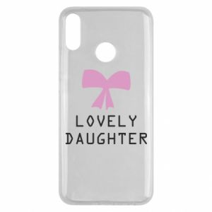Huawei Y9 2019 Case Lovely daughter