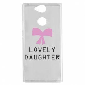 Sony Xperia XA2 Case Lovely daughter