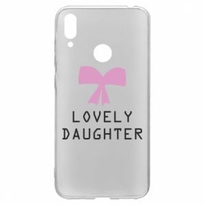 Huawei Y7 2019 Case Lovely daughter