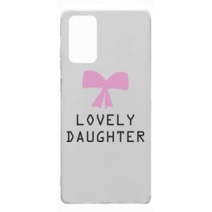 Samsung Note 20 Case Lovely daughter