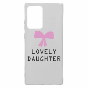 Samsung Note 20 Ultra Case Lovely daughter