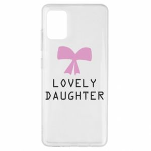 Samsung A51 Case Lovely daughter