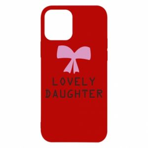 iPhone 12/12 Pro Case Lovely daughter