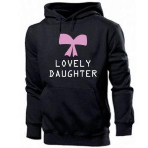 Men's hoodie Lovely daughter