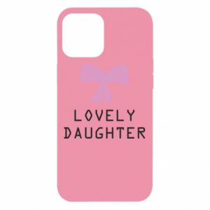 iPhone 12 Pro Max Case Lovely daughter