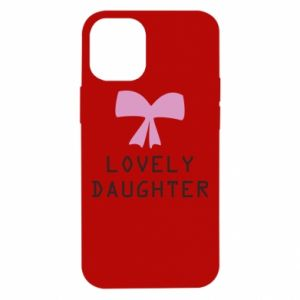 iPhone 12 Mini Case Lovely daughter