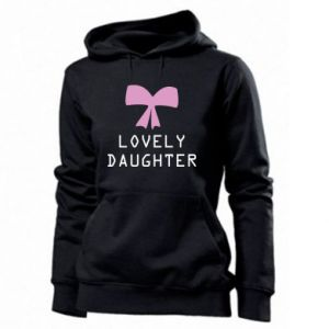 Women's hoodies Lovely daughter