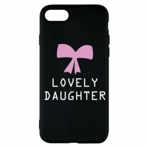 iPhone 7 Case Lovely daughter