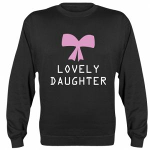 Sweatshirt Lovely daughter