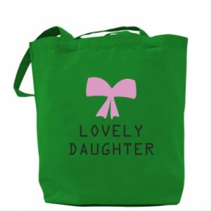 Bag Lovely daughter