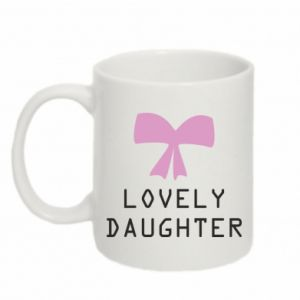 Mug 330ml Lovely daughter