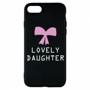 iPhone 8 Case Lovely daughter