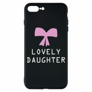 iPhone 8 Plus Case Lovely daughter
