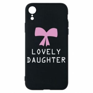 iPhone XR Case Lovely daughter