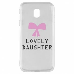 Samsung J3 2017 Case Lovely daughter