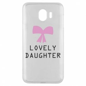 Samsung J4 Case Lovely daughter