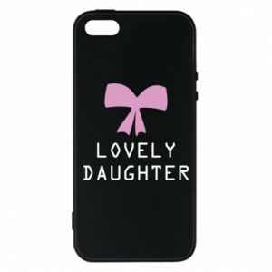 iPhone 5/5S/SE Case Lovely daughter