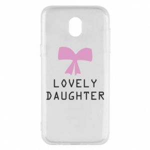 Samsung J5 2017 Case Lovely daughter