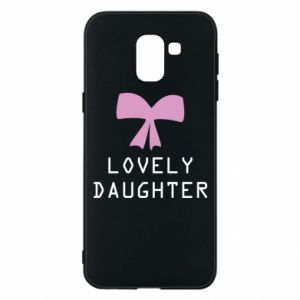 Samsung J6 Case Lovely daughter