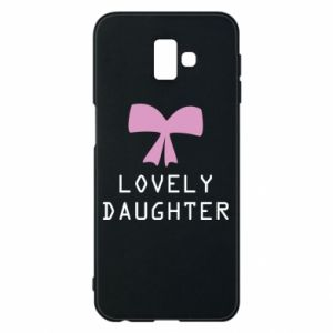 Samsung J6 Plus 2018 Case Lovely daughter