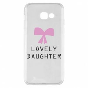 Samsung A5 2017 Case Lovely daughter