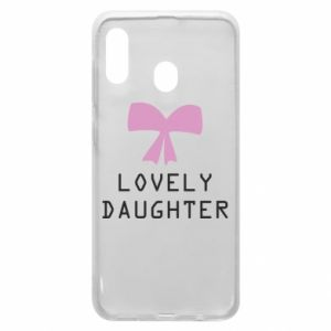 Samsung A20 Case Lovely daughter