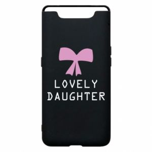 Samsung A80 Case Lovely daughter