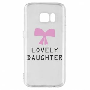 Samsung S7 Case Lovely daughter
