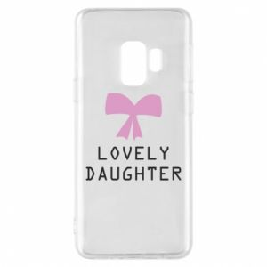 Samsung S9 Case Lovely daughter