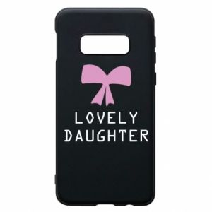 Samsung S10e Case Lovely daughter
