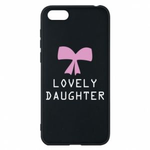Huawei Y5 2018 Case Lovely daughter