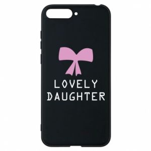 Huawei Y6 2018 Case Lovely daughter