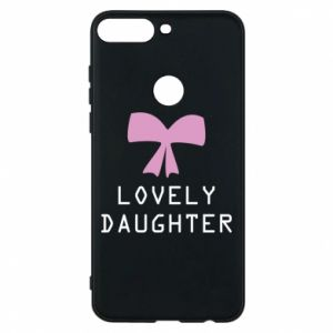 Huawei Y7 Prime 2018 Case Lovely daughter