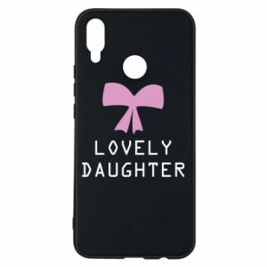 Huawei P Smart Plus Case Lovely daughter