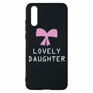 Huawei P20 Case Lovely daughter