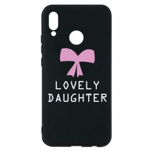 Huawei P20 Lite Case Lovely daughter