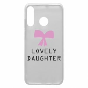 Huawei P30 Lite Case Lovely daughter